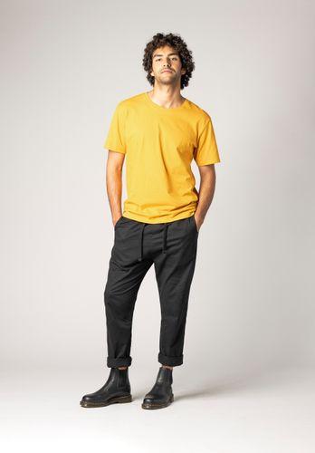 ThokkThokk Herren T-Shirt Gelb Bio Fair