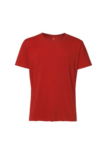 ThokkThokk Men T-Shirt Red Organic Fair