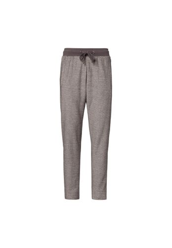 ThokkThokk MenJoggingpants Grey Melange Organic Fair