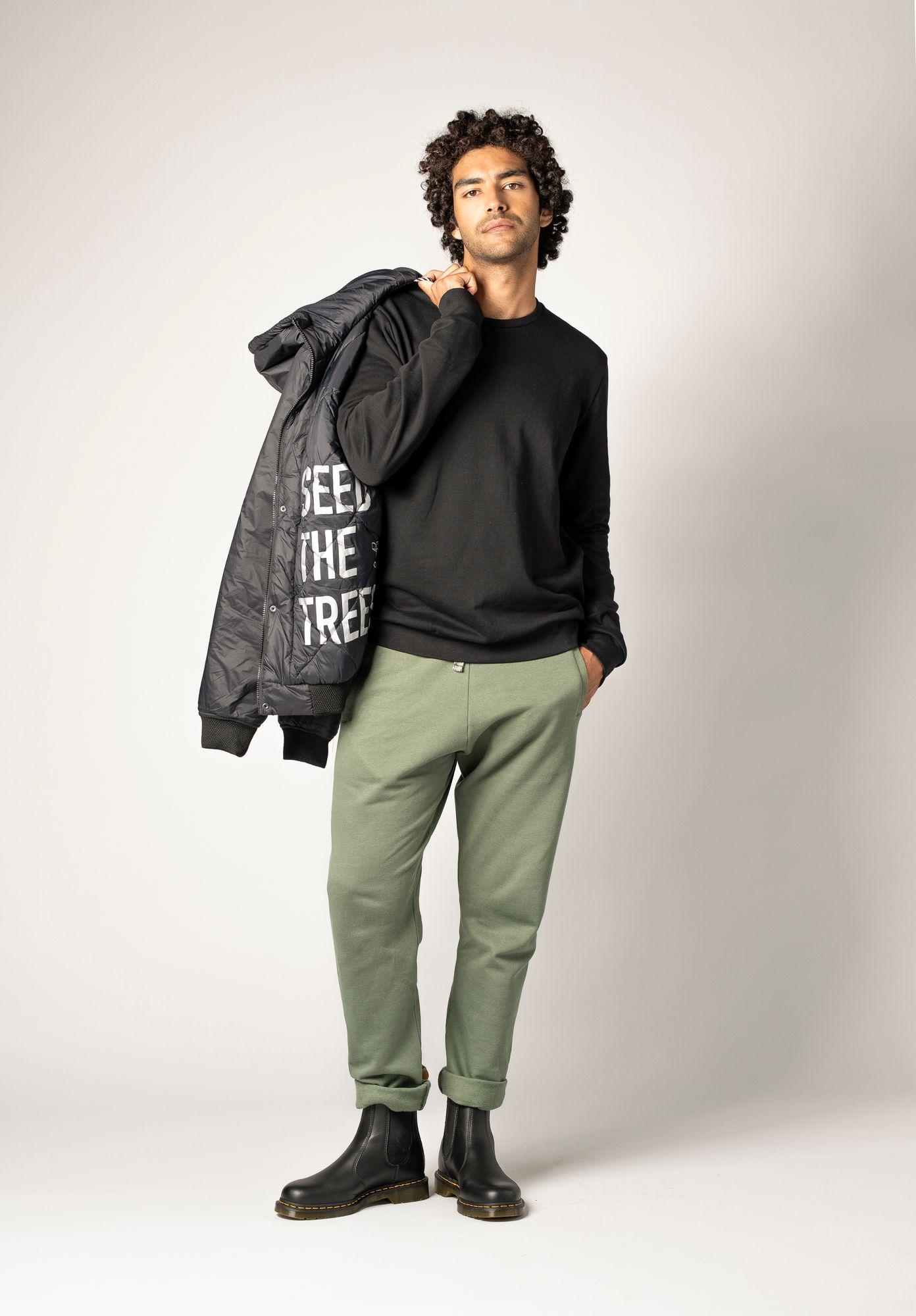 TT1041 Joggingpants Jade