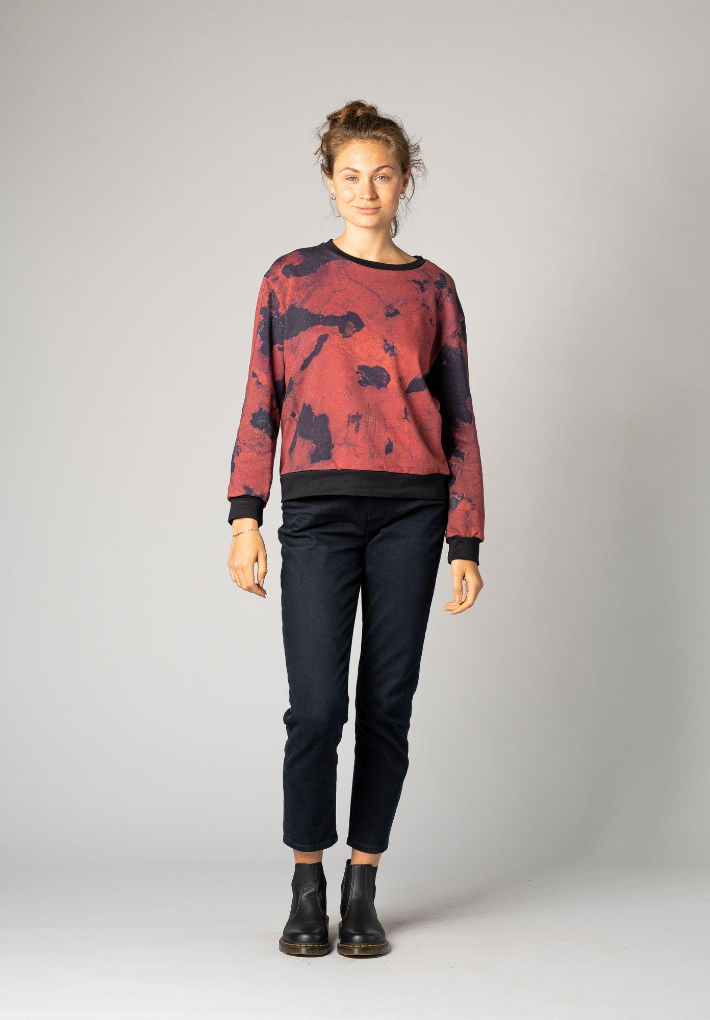 Rusty TT1022 Sweater Red