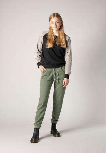 ThokkThokk Women Joggingpants Green Organic Fair