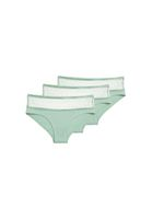 3 Pack TTT21 Panty Net Lace Cabbage