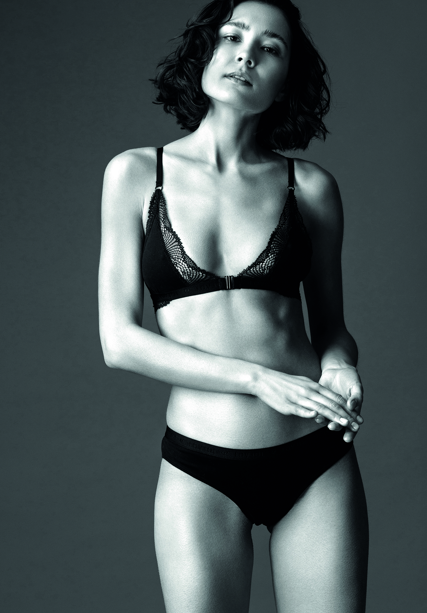 Bra MOONLIGHTER Black