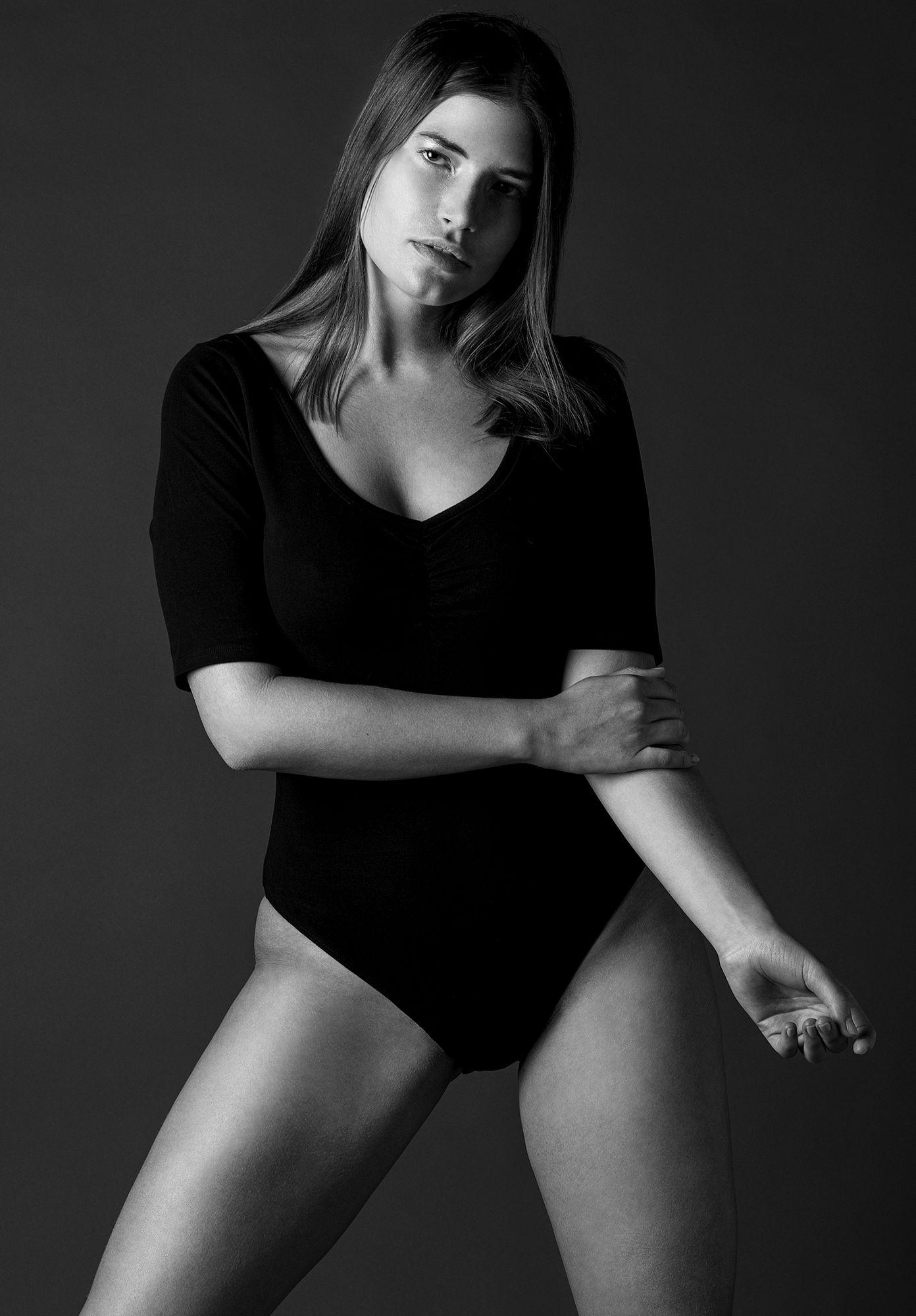 Bodysuit LARGE EMERALD Black