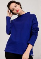 Bild 2 - LOVJOI RUILA Sweater Electric Blue Bio & Fair