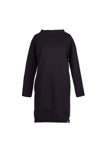 LOVJOI Women Dress FRANGULA Black Organic Fair