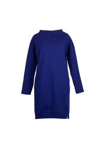 LOVJOI Women Dress FRANGULA Blue Organic Fair