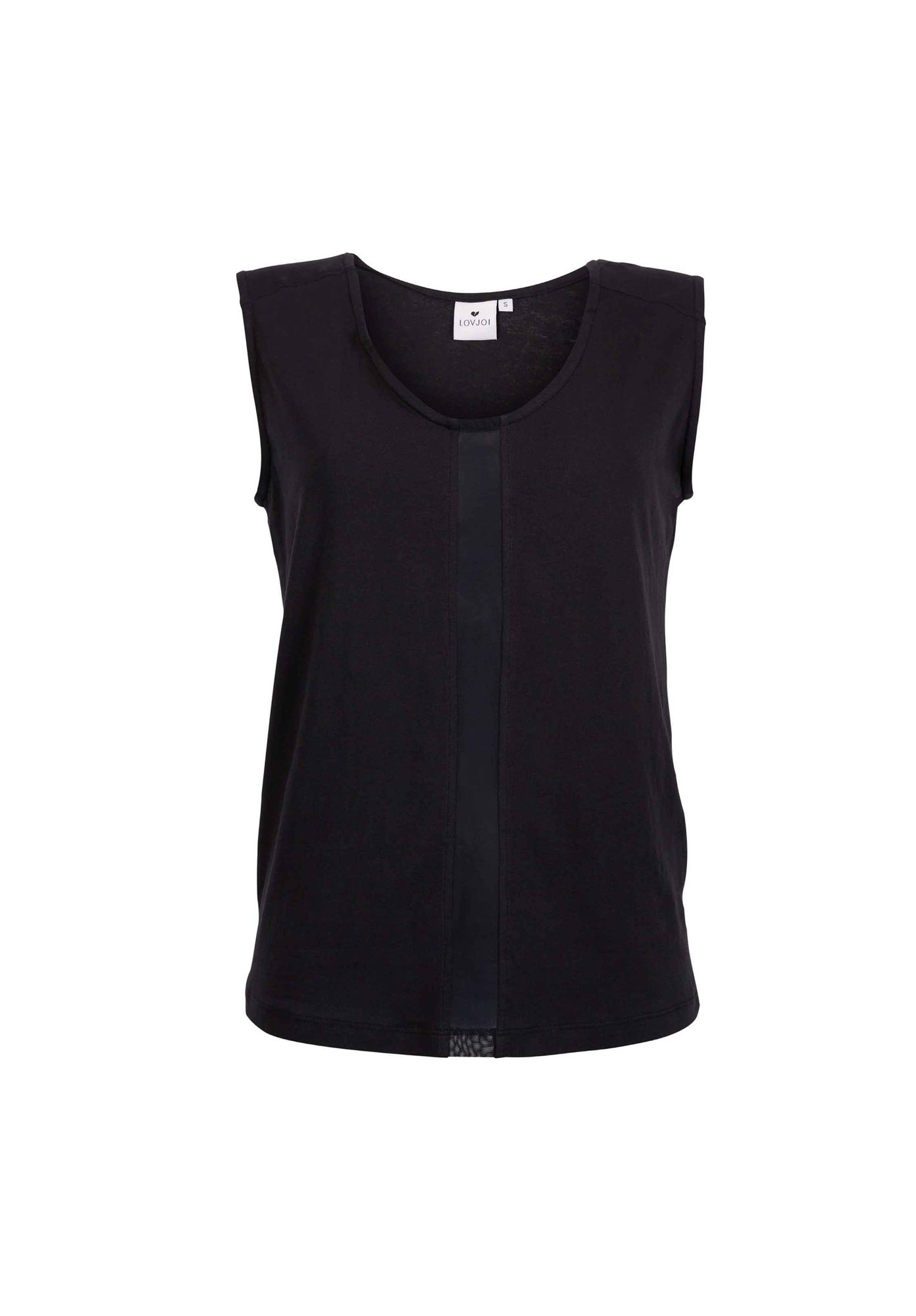 Top LIMPETT Seacell Jersey Black