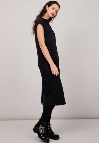 LOVJOI Women Dress PURSLANE Black Organic Fair