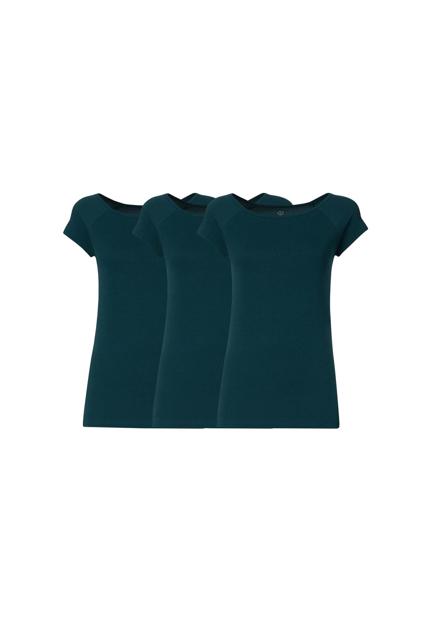 3 Pack TT01 Cap Sleeve 2.0 Deep Teal