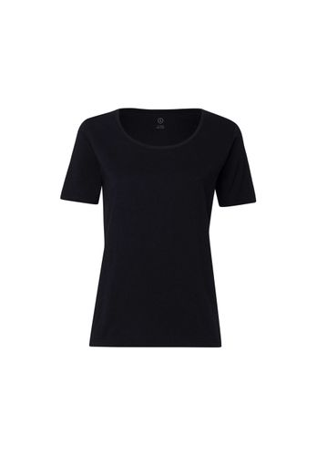 ThokkThokk Women T-Shirt Black Organic Fair