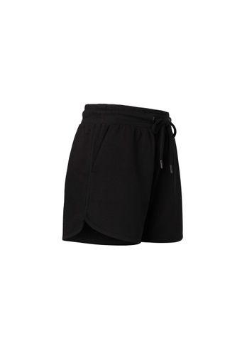 ThokkThokk Women Shorts Black Organic Fair