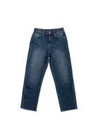 Bild 2 - Straight Jeans MEDLAR Middark