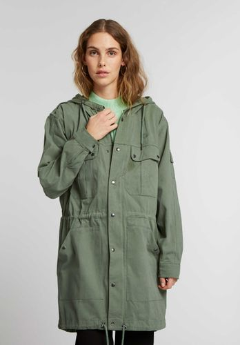 ThokkThokk Women Men Parka Organic Fair