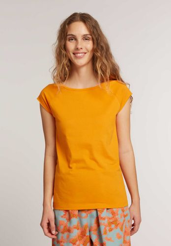 ThokkThokk Damen Cap Sleeve T-Shirt Bio Fair