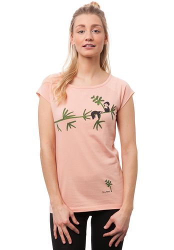 FellHerz Women T-shirt Faultier Organic Fair