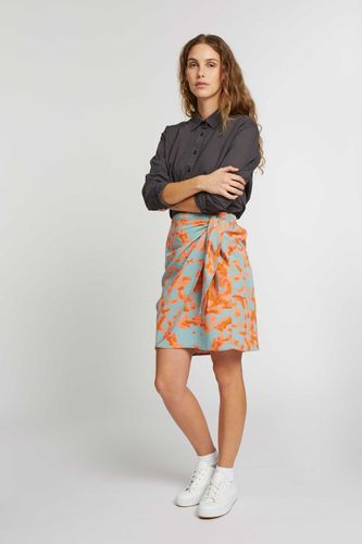 ThokkThokk Women Wrap Skirt Sustainable Fair