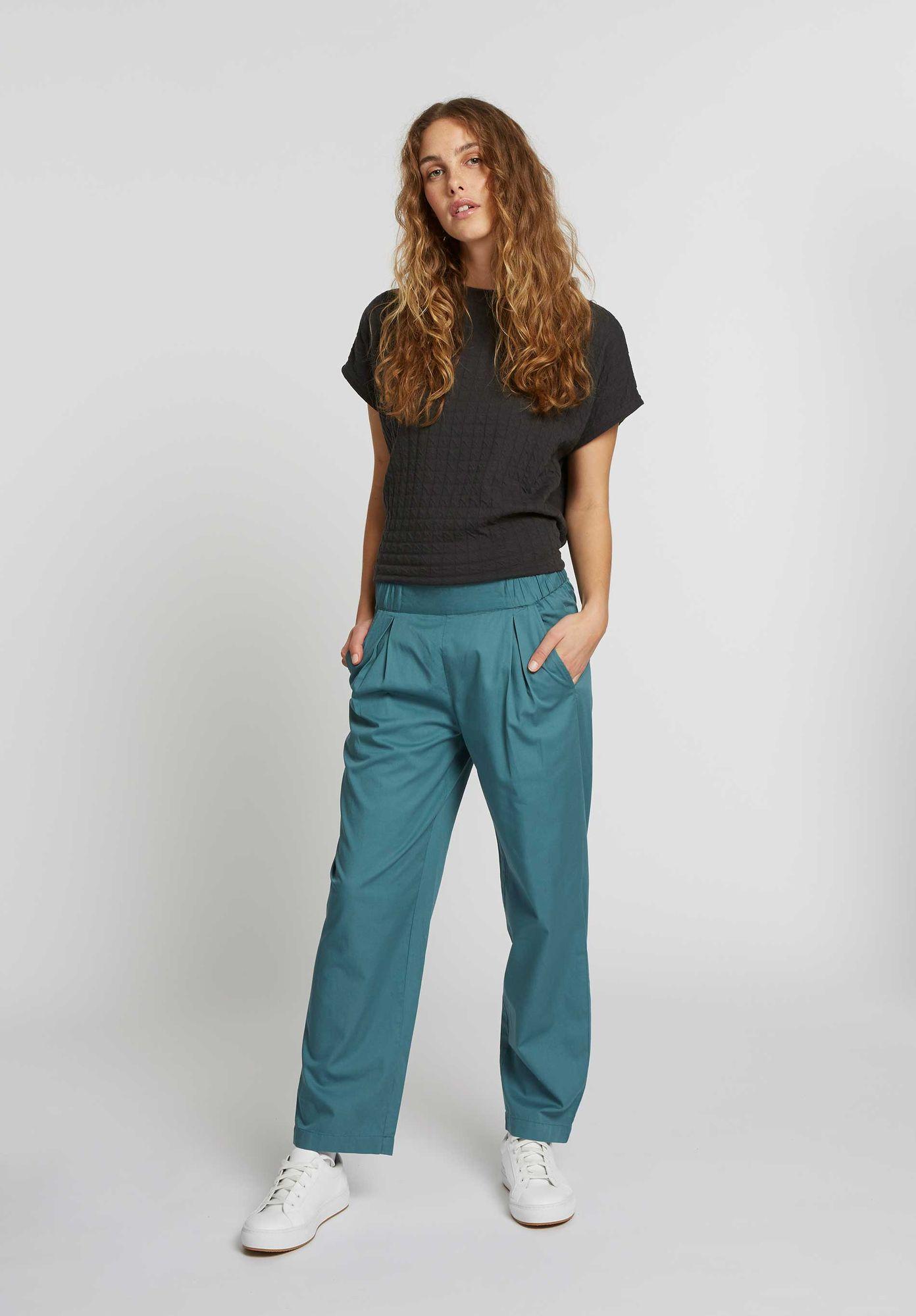 TT66 Pleat Pants
