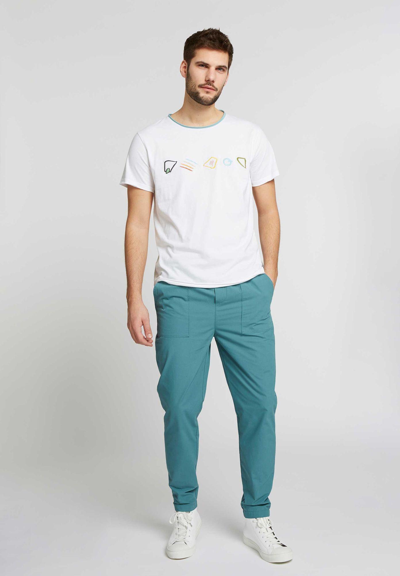 TT82 Woven Pants