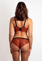 Bild 3 - LOVJOI CLOVER Curve Style Bra Chili Bio & Fair