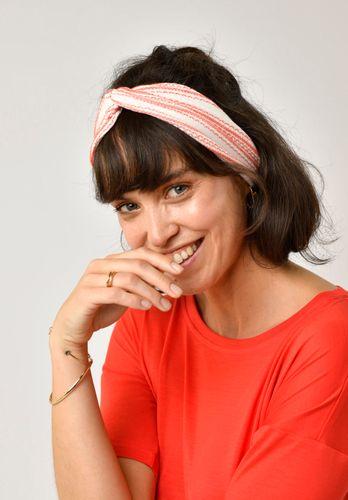 LOVJOI Damen Hairband PAINTED LADY Bio Fair