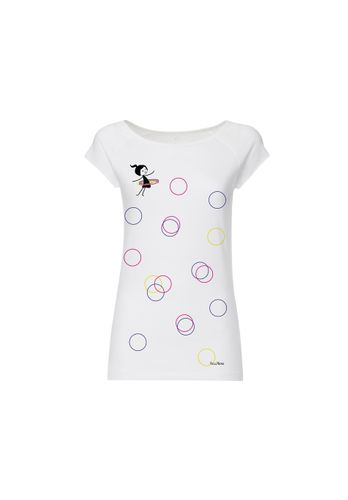 FellHerz Women T-Shirt Sporty Girl Organic Fair