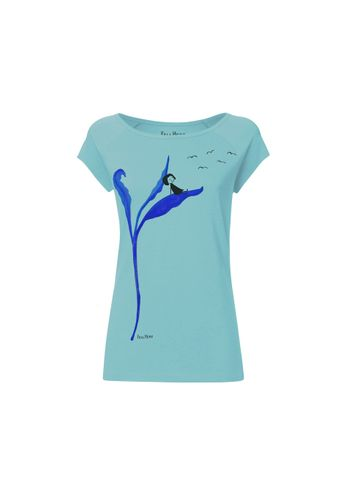FellHerz Damen T-Shirt Relaxn Bio Fair