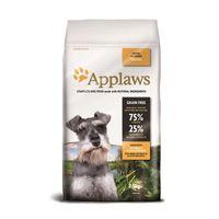Applaws Hunde Trockenfutter Senior All Breed Hühnchen 7,5 kg