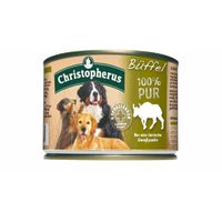Christopherus Dog Dose Büffel pur 200g