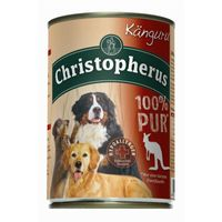 Christopherus Dog Dose Känguru pur 400g