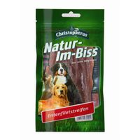 Christopherus Snack Entenfiletstreifen 70g