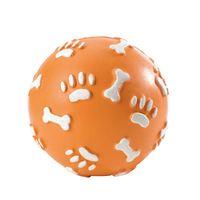 Hunter Hundespielzeug Vollgummiball Pfote