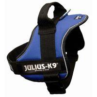 Julius-K9 Powergeschirr blau Größe 0/M-L