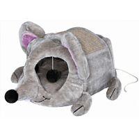 Trixie Dog Kuschelhöhle Lukas, 35 × 33 × 65 cm, grau