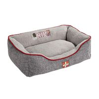Hunter Hundesofa University grau