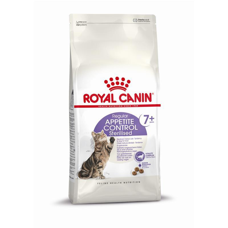Royal Canin Feline Sterilised 7 Appetite Control 400g Katze