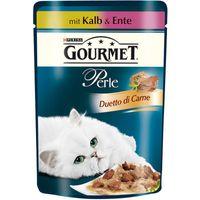 Gourmet Perle Duetto di Carne mit Kalb & Ente 85g