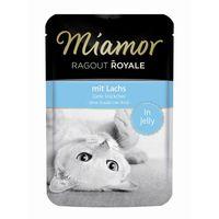 Miamor Ragout Royale Lachs 100g