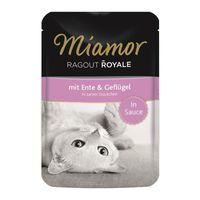 Miamor Ragout Royale Ente & Geflügel 100g