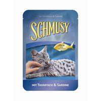 Schmusy Fisch Sardine pur 100g