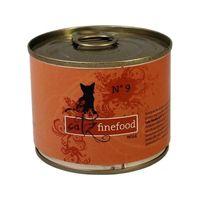 Catz finefood No. 9 Wild 200g-Dose