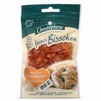 Christopherus Cat Feines Bisschen Hühnchen-Filet-Happen 40g