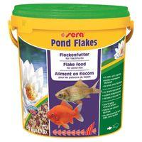 sera pond flakes 10 Liter