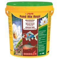 sera pond mix royal 21 Liter