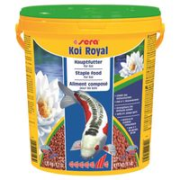 sera KOI ROYAL MEDIUM 21 Liter (4 mm)