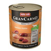 Animonda GranCarno Adult Sensitive Huhn pur 400g