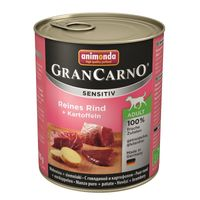 Animonda GranCarno Adult Sensitive Rind + Kartoffeln 400g