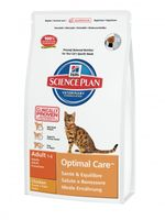 Hills Feline Adult Optimal Care™ mit Huhn 2kg