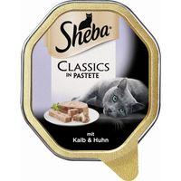 Sheba Schale Classics mit Kalb & Huhn 85g